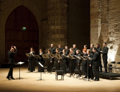 "May 2017""Via Lucis"" – First performanceChamber choir Les ElémentsToulouse – Odyssud Festival"