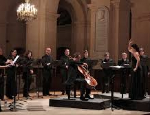 "March 25th 2018""L'archipel des saisons""(The archipelago of the seasons)Henri Demarquette – Sequenza 9.3Odyssud-Blagnac Festival"