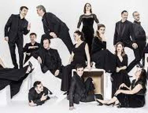 12d october 2019 – Semur-en AuxoisFestival Ouverture!ELLE for 8 female voicesAedes ensemble-Mathieu Romano