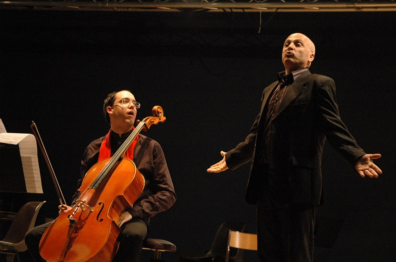 Patrick Burgan et Damien Ventula
