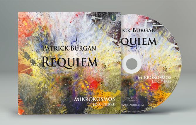 sortie cd Patrick Burgan