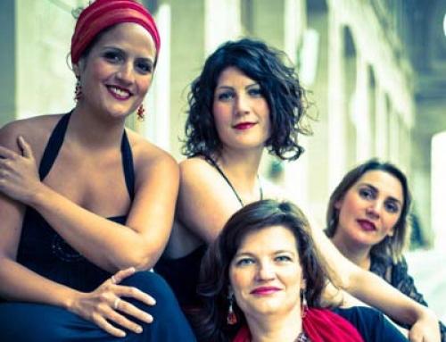 February 27th 2017 Master-classes of  Méliades quartett Conference and short concert CRR de Toulouse