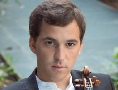 """2 août 2019 – Festival de Lussan""""HaBanera"""" pour violon et pianoCréation mondiale"""